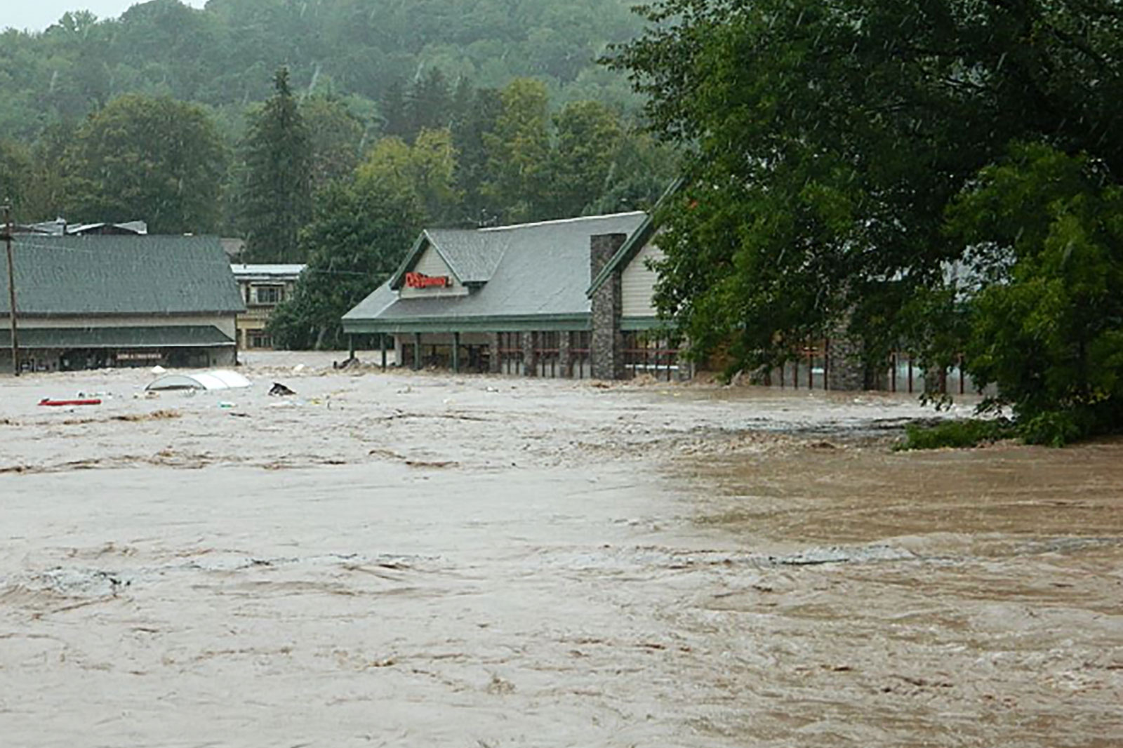 margaretville flood