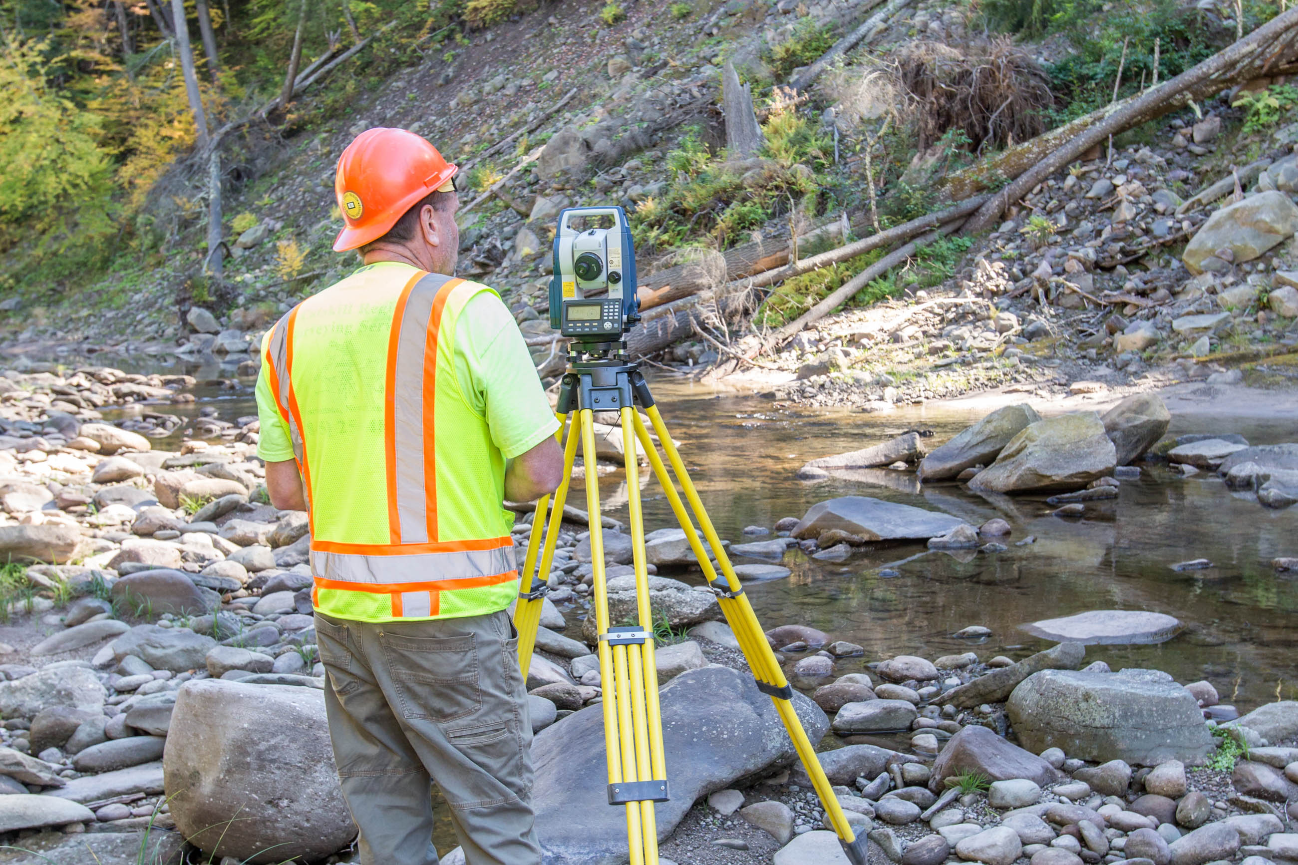 Natural Resource Surveying